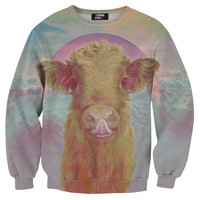 Crazy Cow sweater