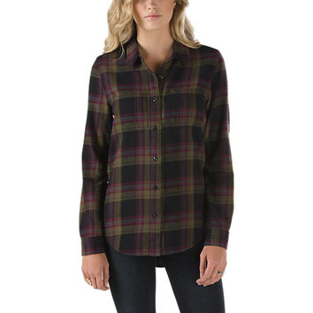 Meridian Flannel | Shop Womens Tees at Vans