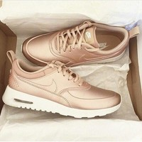 Nike Air Max Thea SE Casual Sports Shoes (Rose Gold) I
