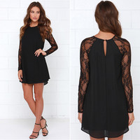 New Fashion Summer Sexy Women Mini Dress Casual Dress for Party and Date = 4421191876