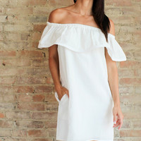 Adira Off the Shoulder Dress
