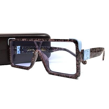 LV Louis Vuitton BEST QUALITY POPULAR FASHION SUNGLASSES