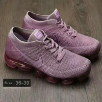 NIKE AIR MAX KNIT Breathable Sneakers Running shoes Pink