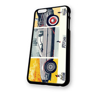 Back To The Future iPhone 6 case