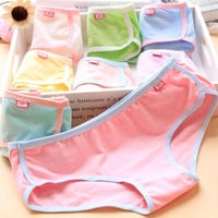 Sport underwear cotton big yards, underwear women sexy underwear cute Women's panties