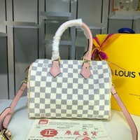 Louis Vuitton LV Speedy Tassel Handbag 1592