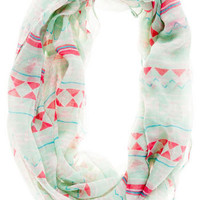 ST. LUCIA LOOP SCARF
