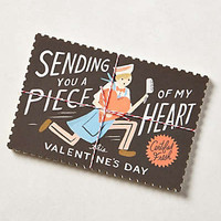 Piece Of My Heart Postcards