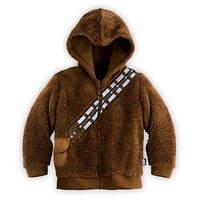 Chewbacca Costume Hoodie for Boys - Star Wars