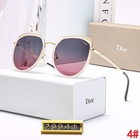 DIOR Trending Ladies Simple Casual Shades Eyeglasses Glasses Sunglasses 4#