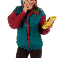 Five-0 Evasion Columbia Windbreaker