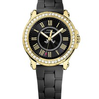 Black/Gold Pedigree by Juicy Couture, O/S