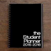 The ULTIMATE Student Planner - Academic Year Student Planner