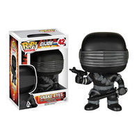Snake Eyes GI Joe POP! Animation #42 Vinyl Figure
