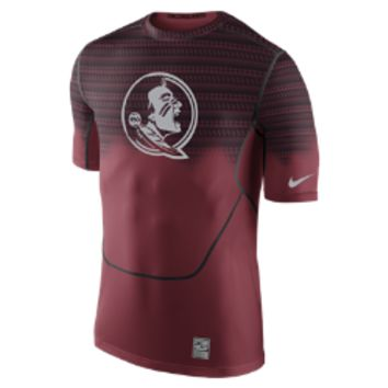 Nike Diamond Quest Pro Hypercool 3.0 (Florida State) Men's Shirt (Red)