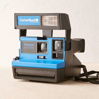Impossible Project CertainTeed Rare Polaroid Camera - Urban Outfitters