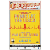 Panic At The Disco - Concert Promo Poster