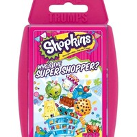 Top Trumps - Shopkins
