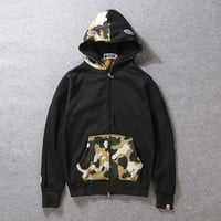 Hoodies Camouflage Jacket [10597760263]