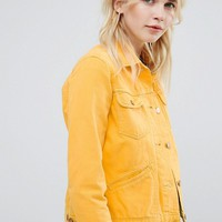 Wrangler Trucker Jacket at asos.com