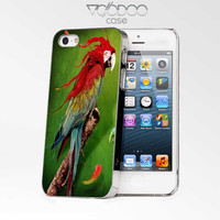 Parrot iPhone 4s iphone 5 iphone 5s iphone 6 case, Samsung s3 samsung s4 samsung s5 note 3 note 4 case, iPod 4 5 Case
