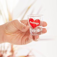 Feelings Shot Glass | Urban Outfitters