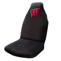 Wisconsin Badgers NCAA Car Seat Cover