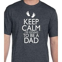Keep Calm I'm Going to be a DAD Men's T-Shirt