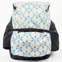 Christopher Raeburn Sand Lightweight Pack-Away Small Rucksack