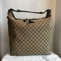 DCCKG2C Gucci Monogram Shoulder Bag