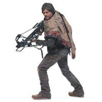 """McFarlane Toys The Walking Dead TV Daryl Dixon 10"""" Deluxe Action Figure"""
