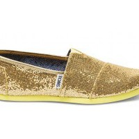Glitters Classics Slip-On Shoes for Kids,