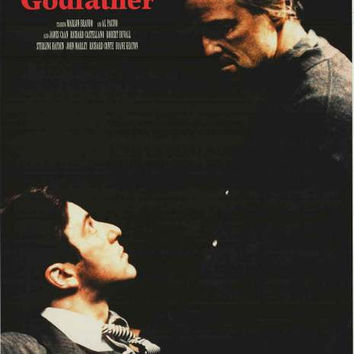 The Godfather Corleones Movie Poster 24x34