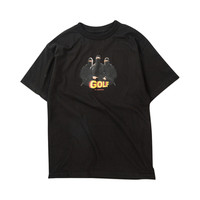 GOLF FOR AMERICA TEE BLACK