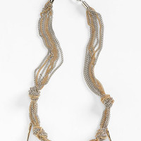 Bonnie Jonas Long Knotted Necklace | Nordstrom