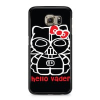 Hello Darth Vader Samsung Galaxy S6 case