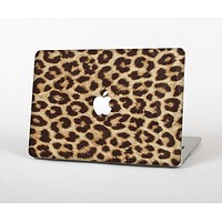 "The Simple Vector Cheetah Print Skin Set for the Apple MacBook Pro 13"" with Retina Display"