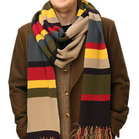 Doctor Who Deluxe 12' Scarf
