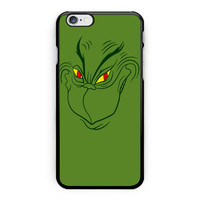 Grinch Christmas Pattern iPhone 6 Case