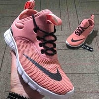 NIKE AIR PRESTO spring new mesh fashion wild sports shoes F-CSXY pink