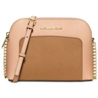 MICHAEL Michael Kors Cindy Colorblock Large Crossbody, A Macy's Exclusive Style | macys.com