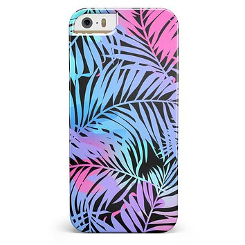 Chromatic Safari iPhone 5/5s or SE INK-Fuzed Case