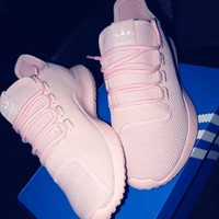 ADIDAS Trending Fashion Casual Sports Shoes Pale Pink