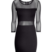 Mesh Dress - from H&M