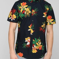 OBEY Tourist Button-Down Shirt - Urban Outfitters
