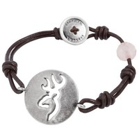 Browning Buttoned Up Bracelet - Weatherbeeta - Shop by Brand