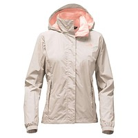 Women's Resolve 2 Jacket in Moonight Ivory by The North Face