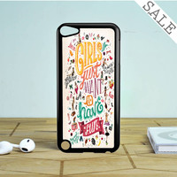 glee iPod Touch 5 Case