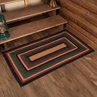 Wyatt Collection Braided Rugs - Rectangle