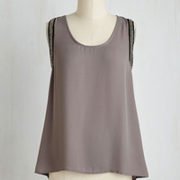 Fairytale Mid-length Sleeveless Fab Fortified Top